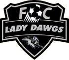 Franklin County Bulldogs Girls Varsity Soccer Winter 18-19 team photo.