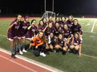 Piedmont Hills Pirates Girls Varsity Soccer Winter 18-19 team photo.