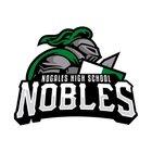 Nogales Nobles Girls Varsity Soccer Winter 18-19 team photo.