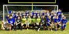 East Lake Eagles Girls Varsity Soccer Winter 18-19 team photo.