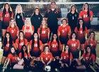 California Grizzlies Girls Varsity Soccer Winter 18-19 team photo.