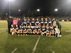 Muir Mustangs Girls Varsity Soccer Winter 18-19 team photo.