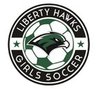 Liberty Hawks Girls Varsity Soccer Winter 18-19 team photo.