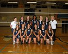 Leland Chargers Girls JV Volleyball Fall 15-16 team photo.