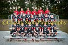 Ballard Christian Eagle Boys Varsity Football Fall 13-14 team photo.