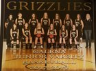 Galena Grizzlies Girls JV Basketball Winter 17-18 team photo.