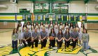 Mayfield Trojans Girls JV Basketball Winter 17-18 team photo.