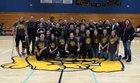 Alhambra Bulldogs Girls JV Basketball Winter 17-18 team photo.