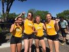Green Mountain Rams Girls Varsity Track & Field Spring 18-19 team photo.