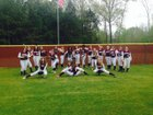 Biggersville Lions Girls Varsity Softball Spring 13-14 team photo.