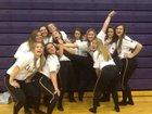 Caledonia Fighting Scots Girls Varsity Softball Spring 13-14 team photo.