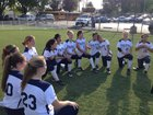 Faith Baptist Contenders Girls Varsity Softball Spring 13-14 team photo.