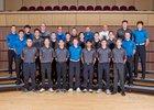 Cleveland Storm Boys Varsity Golf Spring 17-18 team photo.