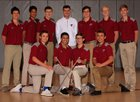 Sacred Heart Prep Gators Boys Varsity Golf Spring 17-18 team photo.