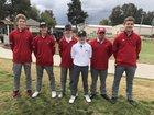Chowchilla Tribe Boys Varsity Golf Spring 17-18 team photo.