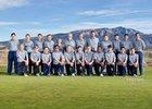 Rio Rancho Rams Boys Varsity Golf Spring 17-18 team photo.