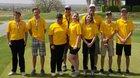 Cottonwood Classical Prep Coyotes Boys Varsity Golf Spring 17-18 team photo.