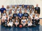 Bismarck Lions Girls Varsity Basketball Winter 17-18 team photo.