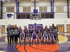Clovis Wildcats Girls Varsity Basketball Winter 17-18 team photo.