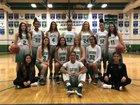 Green Valley Gators Girls Varsity Basketball Winter 17-18 team photo.