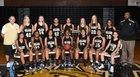 Walter M. Williams Bulldogs Girls Varsity Basketball Winter 17-18 team photo.
