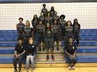 Westside Wolves Girls Varsity Basketball Winter 17-18 team photo.