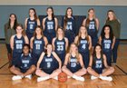 Mount Notre Dame  Girls Varsity Basketball Winter 17-18 team photo.