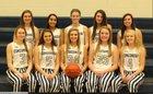 Concordia Mustangs Girls Varsity Basketball Winter 17-18 team photo.