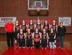 Coupeville Wolves Girls Varsity Basketball Winter 17-18 team photo.
