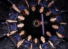 Durango Trailblazers Girls Varsity Basketball Winter 17-18 team photo.
