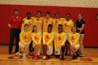 Olmsted Owls Girls Varsity Basketball Winter 17-18 team photo.