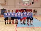 El Cajon Valley Braves Girls Varsity Basketball Winter 17-18 team photo.