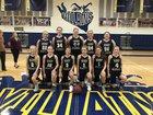 Bishop McGuinness Villains Girls Varsity Basketball Winter 17-18 team photo.