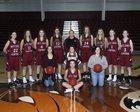 White County Central Bears Girls Varsity Basketball Winter 17-18 team photo.