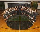 Grace Christian Crusaders Girls Varsity Basketball Winter 17-18 team photo.