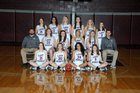 South Greene Rebels Girls Varsity Basketball Winter 17-18 team photo.