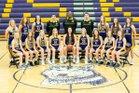 Wahpeton Huskies Girls Varsity Basketball Winter 17-18 team photo.