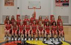 Belmont Cardinals Girls Varsity Basketball Winter 17-18 team photo.