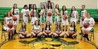 Green River Pirates Girls Varsity Basketball Winter 17-18 team photo.