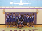 Wheatley Wildcats Girls Varsity Basketball Winter 17-18 team photo.