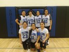 Northwest Falcons Girls Varsity Basketball Winter 17-18 team photo.