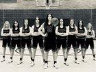Colfax Falcons Girls Varsity Basketball Winter 17-18 team photo.