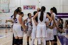 Santiago Cavaliers Girls Varsity Basketball Winter 17-18 team photo.