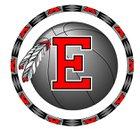 Edgewood Indians Girls Varsity Basketball Winter 17-18 team photo.