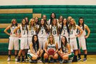 Payson Lions Girls Varsity Basketball Winter 17-18 team photo.