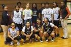 Lakewood Leopards Girls Varsity Basketball Winter 17-18 team photo.