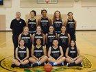 Lynnwood Royals Girls Varsity Basketball Winter 17-18 team photo.