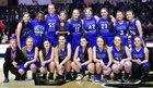 North Wilkes Vikings Girls Varsity Basketball Winter 17-18 team photo.