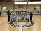 Crescent Loggers Girls Varsity Basketball Winter 17-18 team photo.