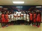 Ridgeway Roadrunners Girls Varsity Basketball Winter 17-18 team photo.